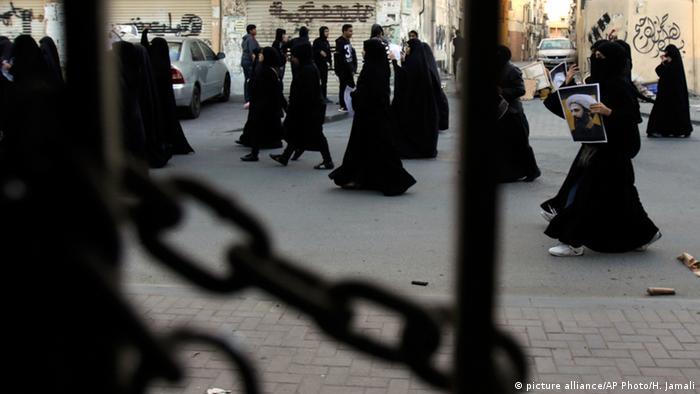 Протести у Бахрейні проти страти шиїтського проповідника у Саудівській Аравії