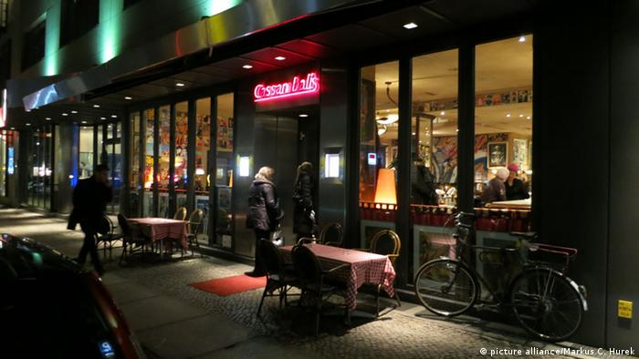 Restaurant Cassambalis in Berlin