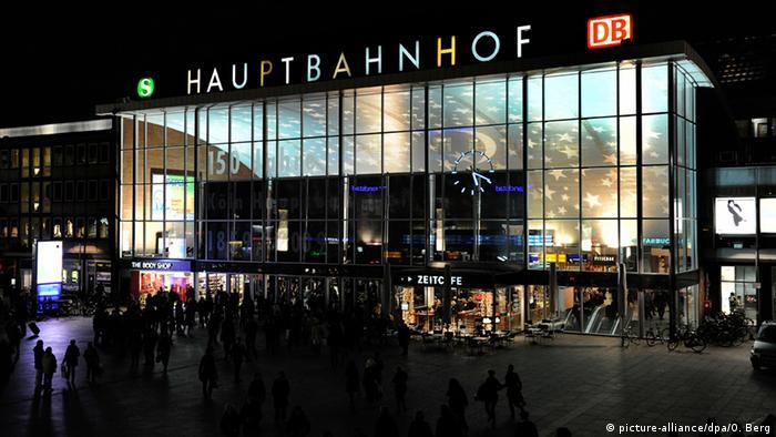 Der Hauptbahnhof in Köln (Foto: dpa)