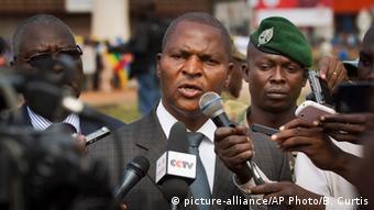 Faustin-Archange Touadéra dirige la Centrafrique depuis bientôt 5 ans.