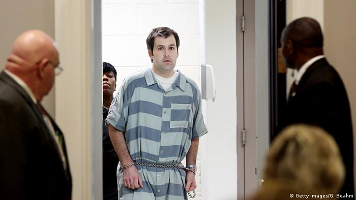 USA Michael Slager Ex-Polizeibeamter vor Gericht (Getty Images/G. Beahm)