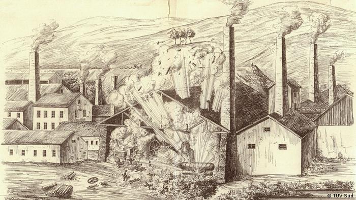 Bildergalerie Geschichte des TÜV
