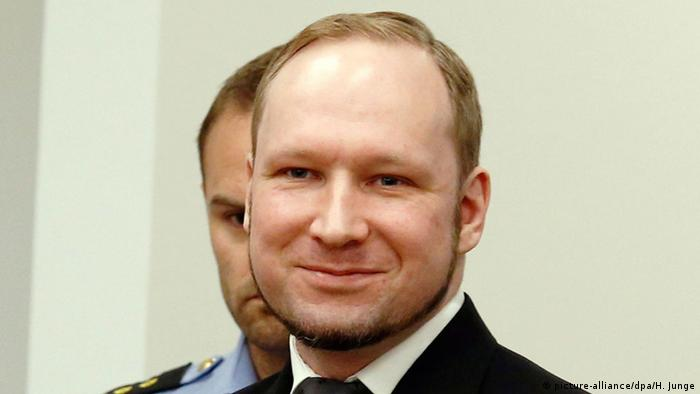 Breivik described the prison conditions as torture
