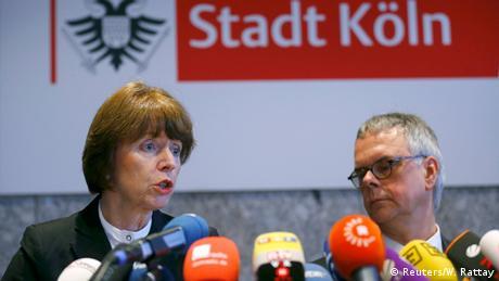 Deutschland PK Köln sexuelle Übergriffe in der Silvesternacht in Köln
