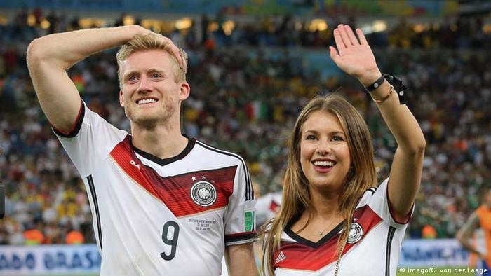 Найти немецких футболистов