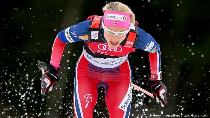 Deutschland Tour de Ski in Oberstdorf - Therese Johaug (Getty Images/Bongarts/A. Hassenstein)