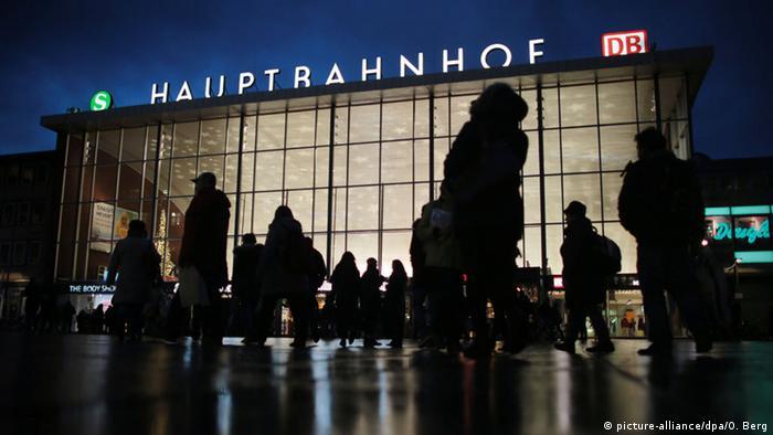 Köln Hauptbahnhof Vorplatz