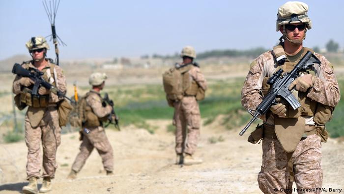 Afghanistan Helmand 2012 - US Marines
