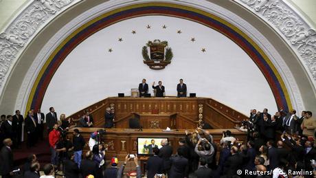 Parlamento da Venezuela