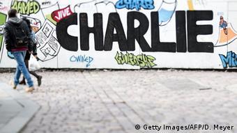 Përvjetori i parë i atentateve kundër Charlie Hebdosë