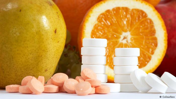 Фрукты против таблеток