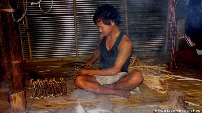 Indien Ratten Indianerstamm (Meyer-Rochow & Karsing Megu)