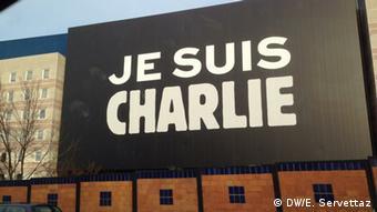 Год спустя после теракта в редакции Charlie Hebdo