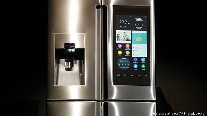 Technik Family Hub Refrigerator