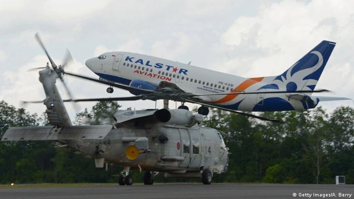 Flugzeug der Fluggesellschaft Kalstar Aviation