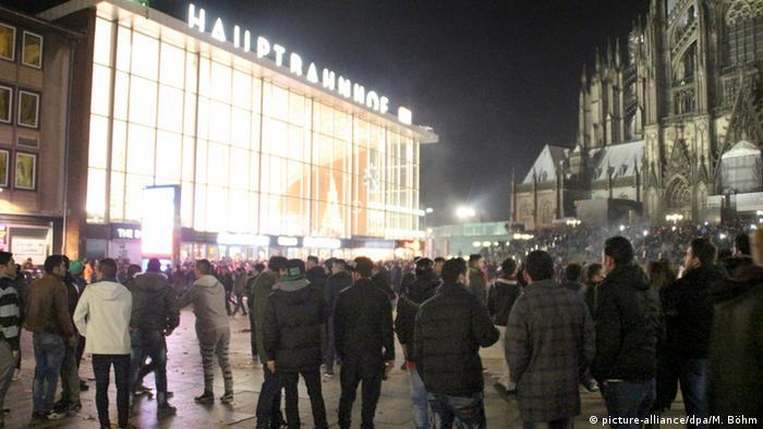 Seelische Wunden nach der Kölner Silvesternacht