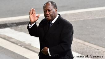 Alassane Ouattara (Foto: Getty Images)