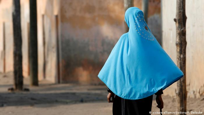 Togo muslimische Frau