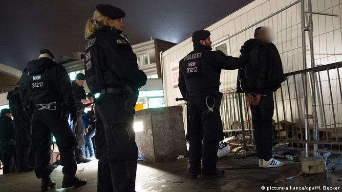 Erste Verdächtige nach Kölner Übergriffen
