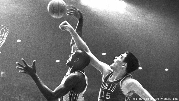 Beste Korbjäger der NBA Elvin Hayes
