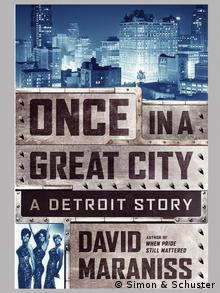 Book cover: David Maraniss' Once in a Great City, Copyright: Simon & Schuster
