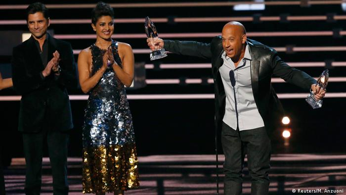 USA People's Choice Awards 2016 - Vin Diesel