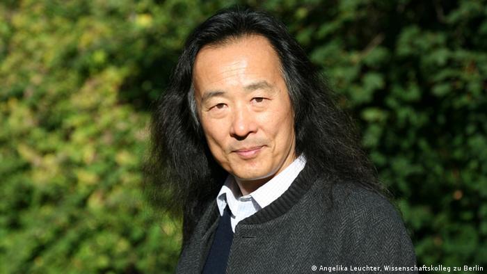 Chinesischer Dichter Yang Lian