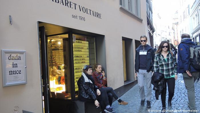 Schweiz Cabaret Voltaire