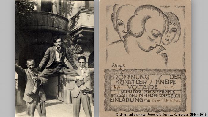Kunst 100 Jahre Dadaismus
