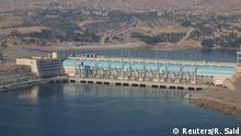 Syrien, Tishrin Damm