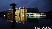 Deutschland Köln HBF Vorplatz nach sexuellen Übergriffen