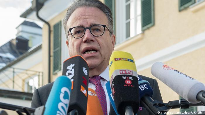 Deutschland CSU Klausurtagung Frank-Jürgen Weise