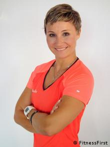 Andrea Wetzel-Molnar Trainerin bei FitnessFirst