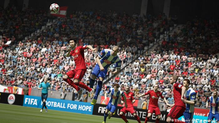 Shift Ranking: Games 2015 FIFA 15