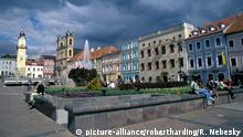 Bild von Banská Bystrica, dem Sitz des Deutschlehrerverbandes