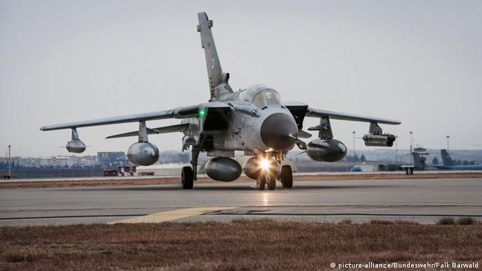 Türkei Incirlik Luftwaffengeschwader 51 Immelmann Tornado-Aufklärungsjet