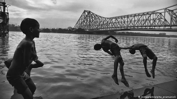 Instagram Ausstellung in Kolkata Supriyo Arpita Pramanick