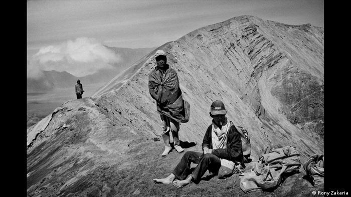 Indonesien Java Pilger
