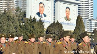 Nordkorea feiert erfolgreiche H-Bombe Test