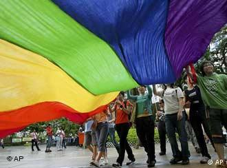 The U.N. resolution passed this week is a victory for the LGBT community. (Photo courtesy of Deutsche Welle)