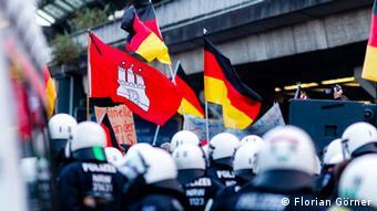 Deutschland Köln Pegida-Demonstration