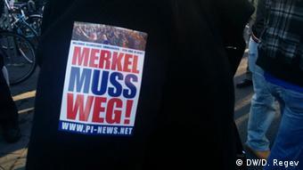 Köln Pegida Demonstration