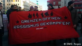 Köln Anti Pegida Demonstration
