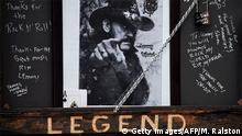 Los Angeles Lemmy Kilmister Trauerfeier