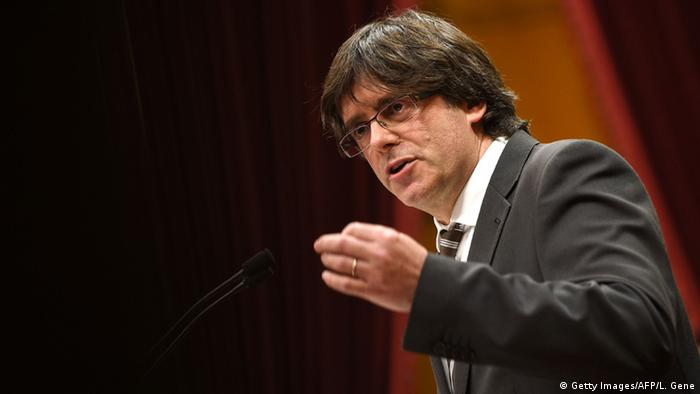 Carles Puigdemont (Foto: Getty Images)
