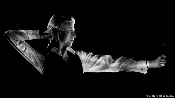 David Bowie 1977 Thin White Duke
