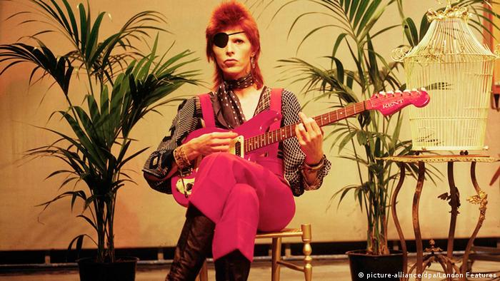 David Bowie Ziggy Stardust 2003