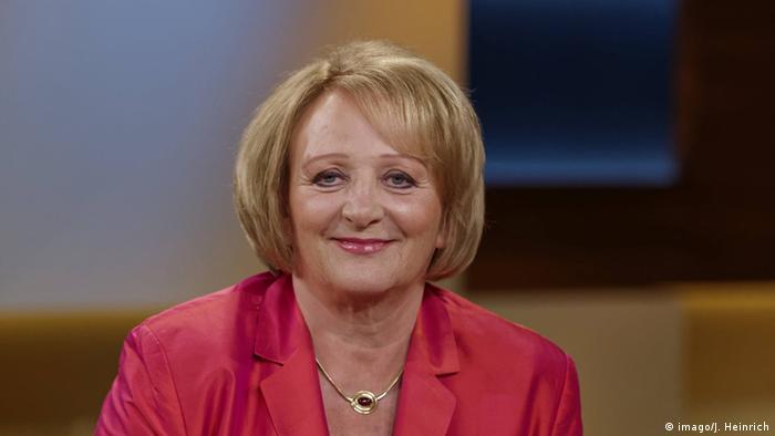 Deutschland Sabine Leutheusser-Schnarrenberger Ex-Bundesjustizministerin