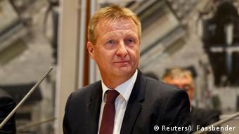 Deutschland Ralf Jäger Innenausschuss NRW-Landtag