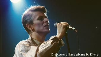 David Bowie Konzert Festhalle in Frankfurt am Main